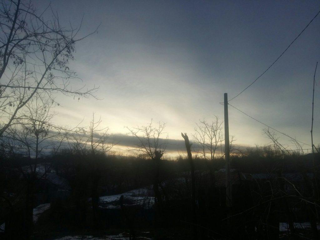 Primele zile blande cu soare